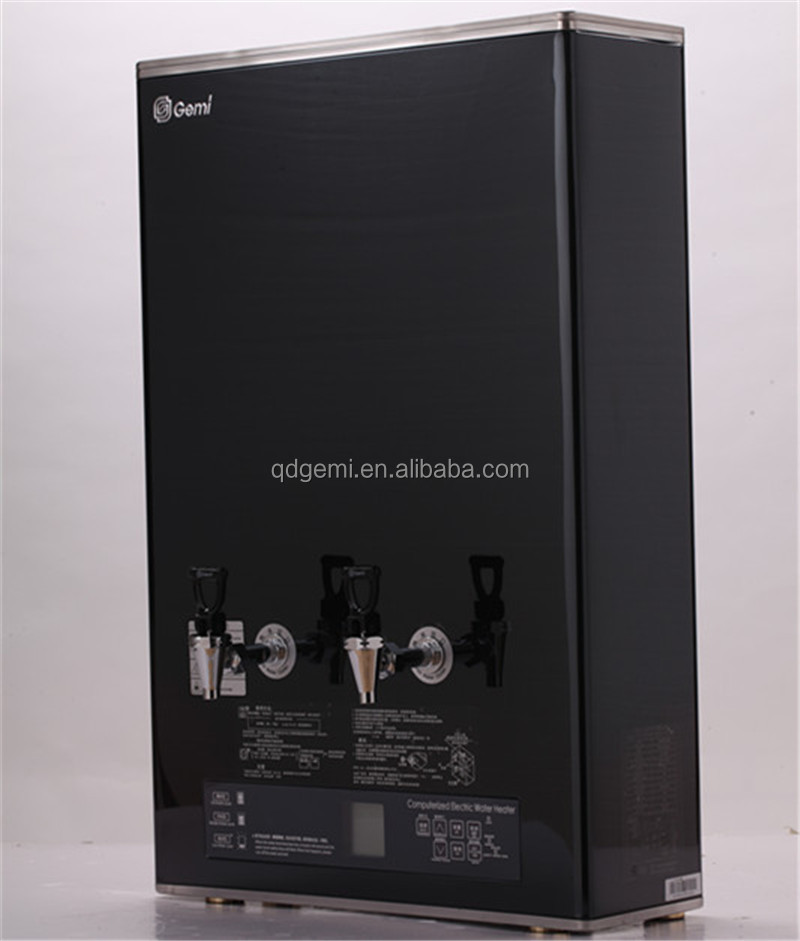 High capacity floor standing titanium commercial water dispensers/boiling water units China supplier