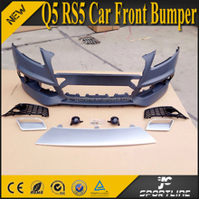 Q5 RSQ5 PP Car Front Bumper With Grill for Audi Q5 2012-2014