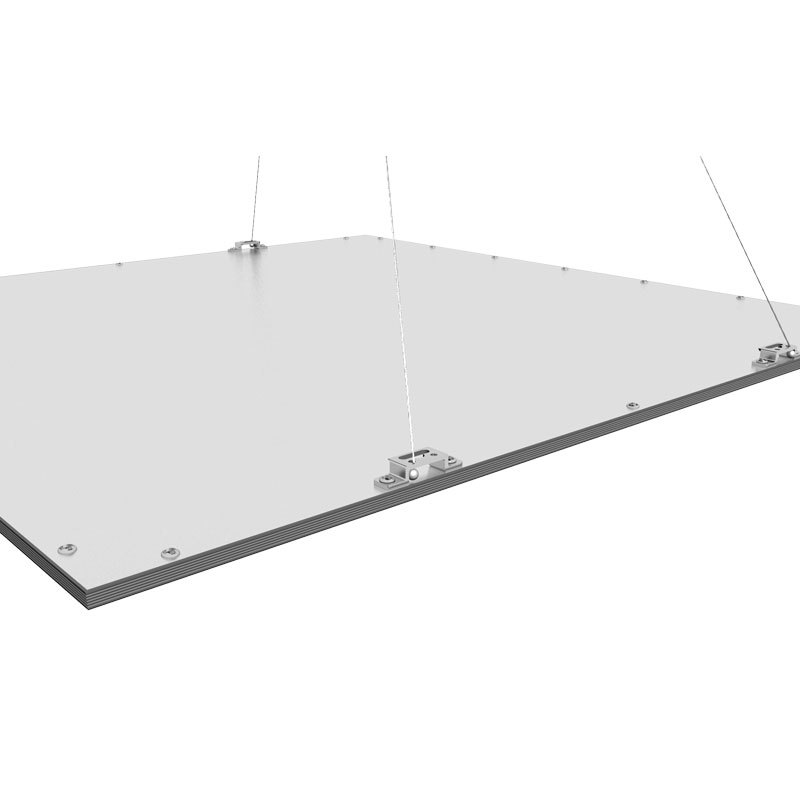 Popular 620X620mm 40w rgbw panel light with CE & Rohs approved