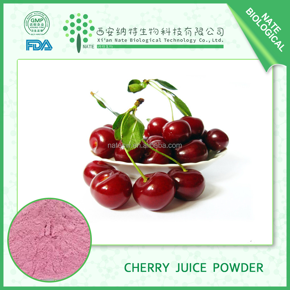 China Distributor Price Antioxidant Powder Acerola Cherry Extract with cherry extract 4:1 water soluble vitamins