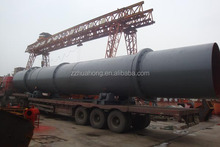 China No.1 40x400 inches rotary dryer /mining ore drying machine with excellent quality and lowest price