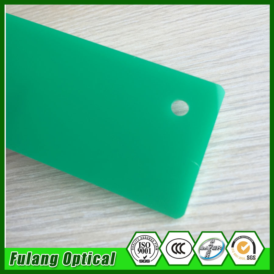 Customized color acrylic perspex sheet
