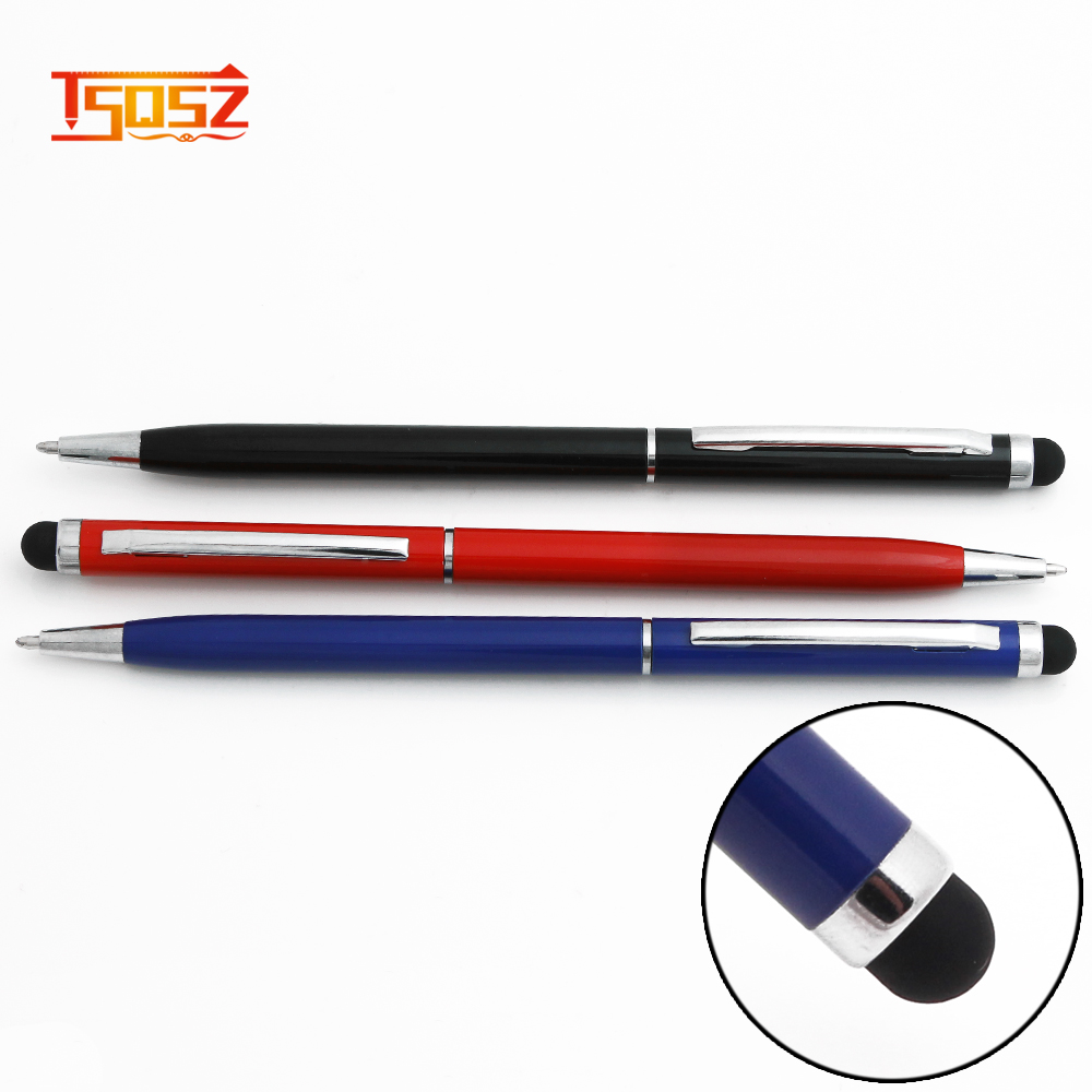 customized acceptable cheap luxury metal stylus ballpoint <strong>pen</strong>