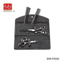 Professional Hair Scissors Set. Ceramic hair cutting scissors. Super sharp Hair Scissors