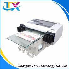 Small Format Crystal Digital Direct Photo Image Label Mural Printing Machines