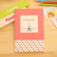 Creative Tower Hardcover Combine Memopad Notepad