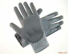 Work Gloves Cut 3 Resistant Nitrile/PU Coated