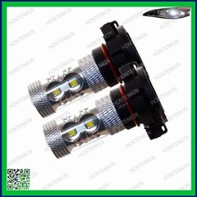 China manufacturer led H16 50w Lights Fog Driving Lamp For Truck SUV BOAT ATV