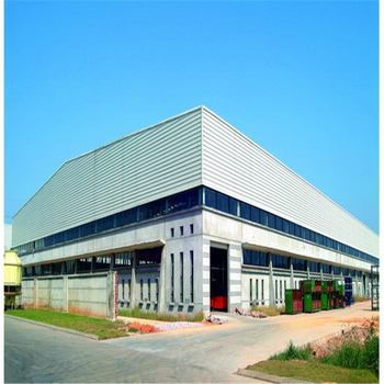 steel structure design prefab agriculture warehouse