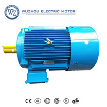 YD series pole-change multi-speed three-phase induction motors