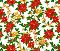 Crystal Fruit Pattern Christmas Plastic Tablecloth/PVC Tablecover