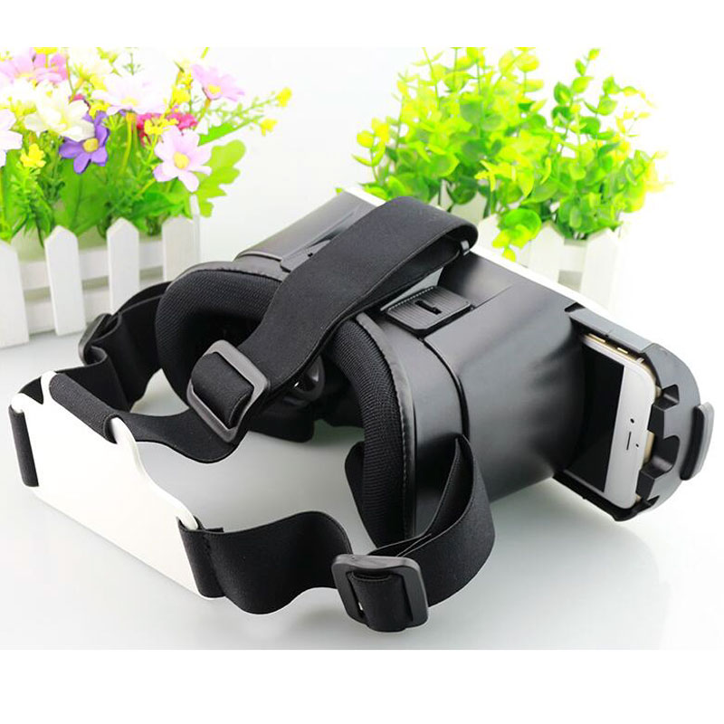 New products Headmounted Display Customization 3D VR Box Virtue Reality 3D Glasses 3D VR Box