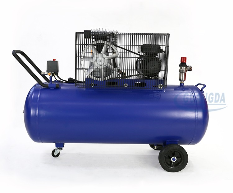 Cheap price 200L mobile electric industrial compressor for sale