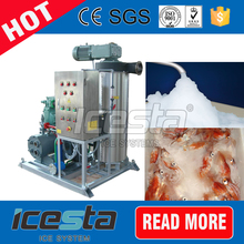 energy-saving air cooling industrial slurry ice factory