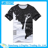 New Design Short Sleeve Write Name T shirt Supplier