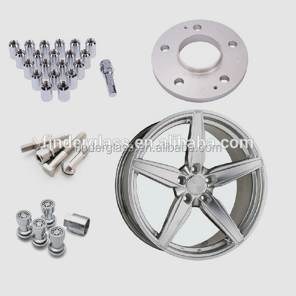 Auto spare parts Replacement CNC metal parts