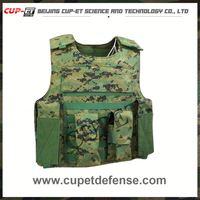kevlar bulletproof jacket body suit for sale for military