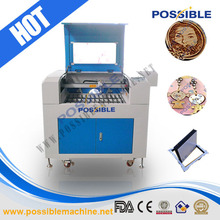 Hot selling Possible brand Mini laser engraving cutting equipment for small business for wedding invitation card