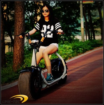 Wholesale Harley style electric scooter 800w citycoco scooter