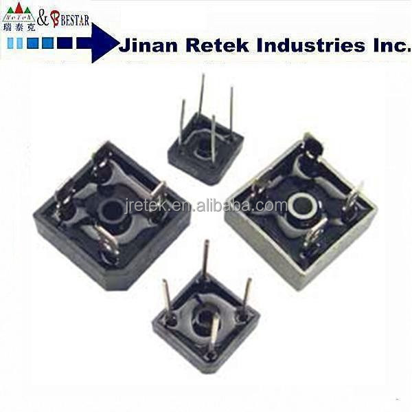 Bridge Rectifier Type and KBPC Package Type bridge rectifier