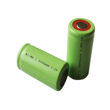 Green power carbon package type 1.2v D 6500mah ni-mh battery