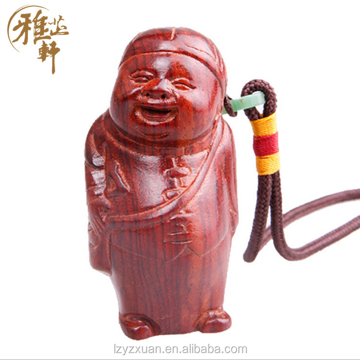 2017 promotion gift handcarved wooden arts&crafts lucky old man <strong>model</strong> for christmas gift wholesale