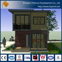 Easy Assembling cheap shipping container homes 2 stories for sale