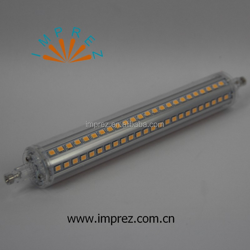 R7S led bulb light 5W 10W 15W R7S LED lamp360 degree led corn light 85-265V 360degree 2years warranty CE Rohs