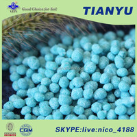 TIANYU npk 17-17-17 npk fertilizer