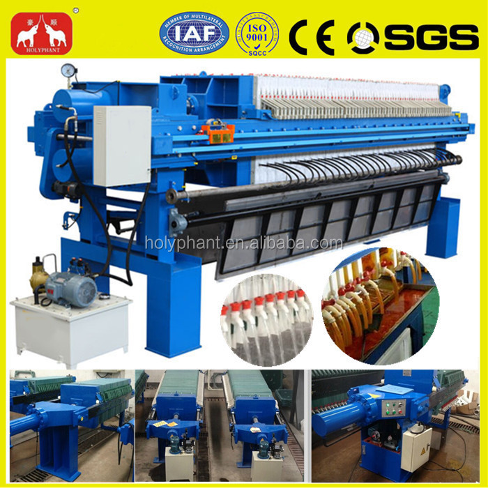 60 years professional factory price coconut oil filter press