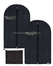 Travel suit cover Garment bag Costume garment bag Mens suit garment bags