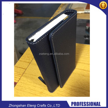 High quality Customized prining notebook ,cheap custom leather cover diary