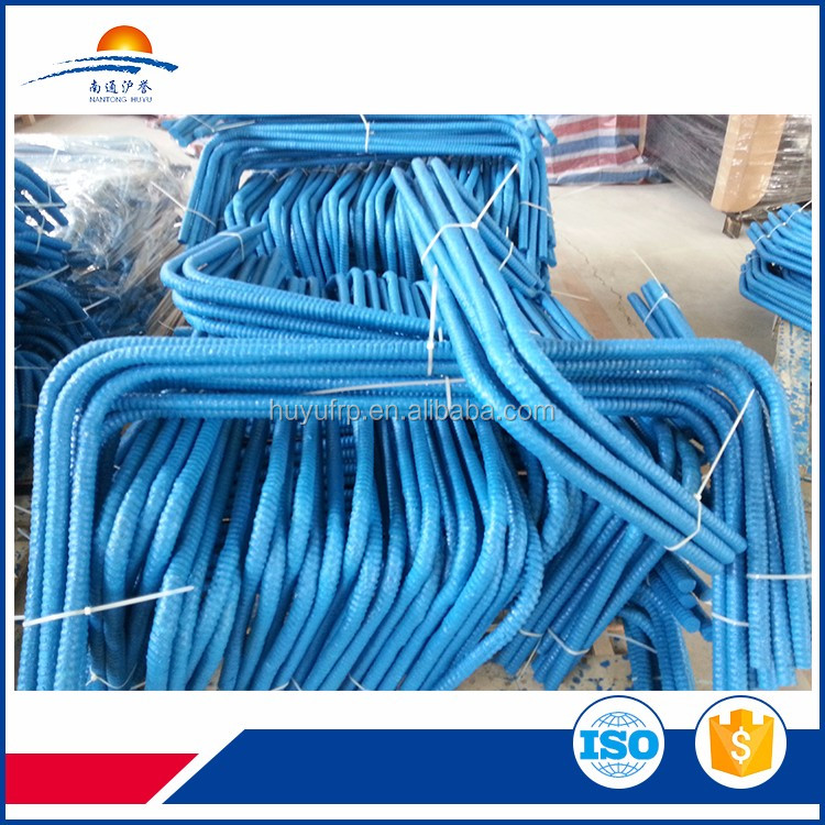 Wholesale GFRP Pultruded Plastic rebar Alibaba UAE