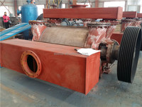 hand operated vacuum pump for waste paper making