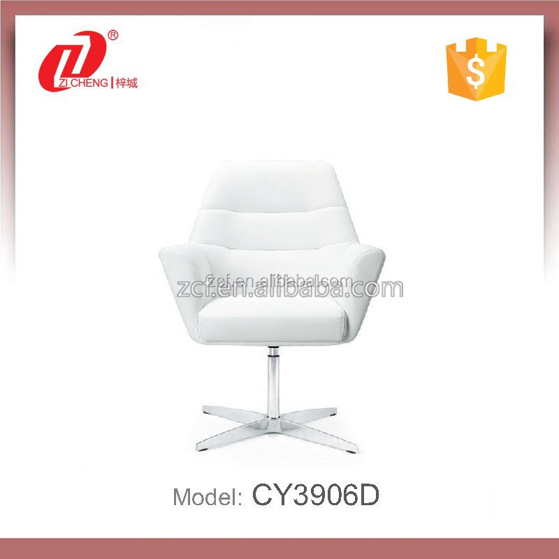 White Fix Barber chair Leather and Fabric material available CY3906D