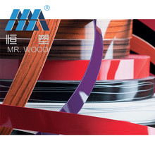 12-650mm High Glossy PVC Edge Banding for mdf
