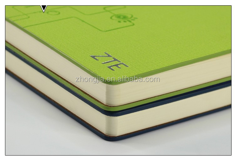 2018 Good Price PU Plain Notebook and Pen Gift Box