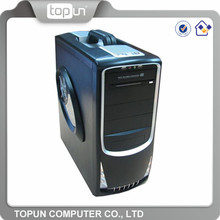 Wholesale cheap computer parts/ fancy custom gaming computer cases/horizontal computer gaming case with handle