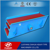 Vibrating screen for mine industry