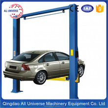 Auto garage used 2 post car lift for sale with low price