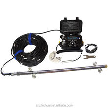 geotechnical inclinometer instrument well logging and inclinometer systems
