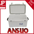 Outdoors camping cooler ice box with handle Ansuo-75L