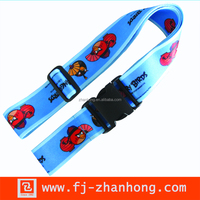 custom printing luggage belt direct supply manufacturer
