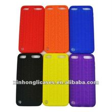 silicone case for ipod touch5;for touch5 cover