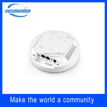 300mbps Ceiling Mount Poe Ap Wireless Access Point / Repeater Router - White