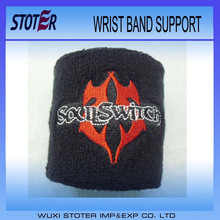 wholesale cotton arm sports pain relief wrist band