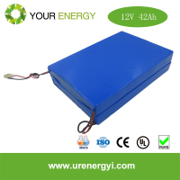 high capacity 12V ups batterysolar energy storage battery with deep cycle