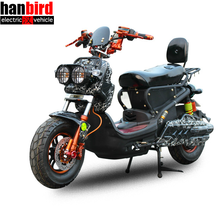China Best Hot Sale Modern Electric Motorcycle for America