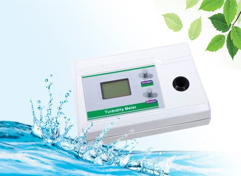 Turbidity measuring instrument