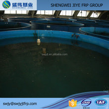 Hot sale FRP industrial fish tank, frp fish tank, commercial fish tank